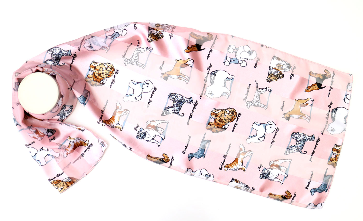 Owl collection by Kongle Owl print scarf